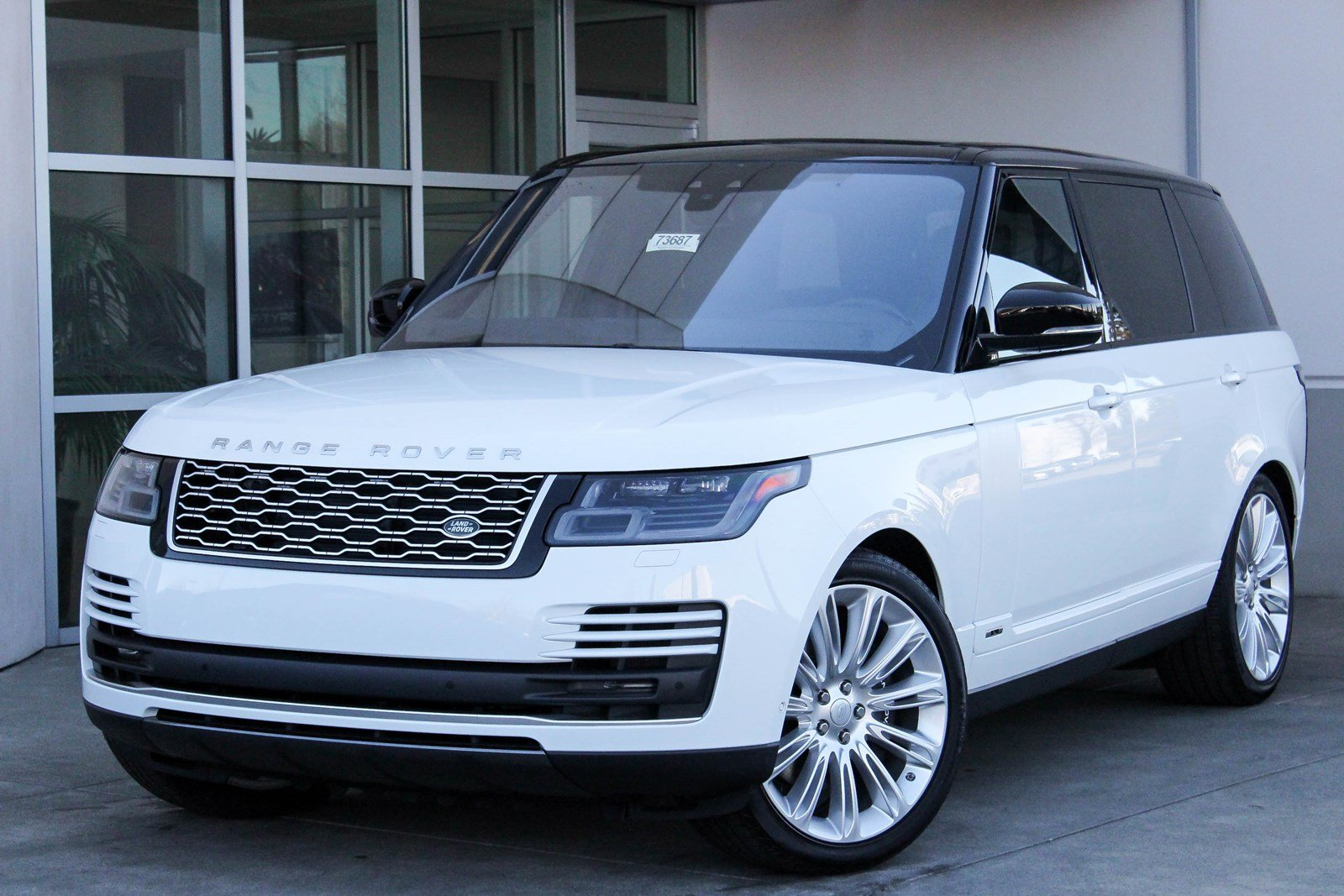 Land Rover Bellevue >> New 2018 Land Rover Range Rover Supercharged LWB Sport Utility in Bellevue #73687 | Land Rover ...
