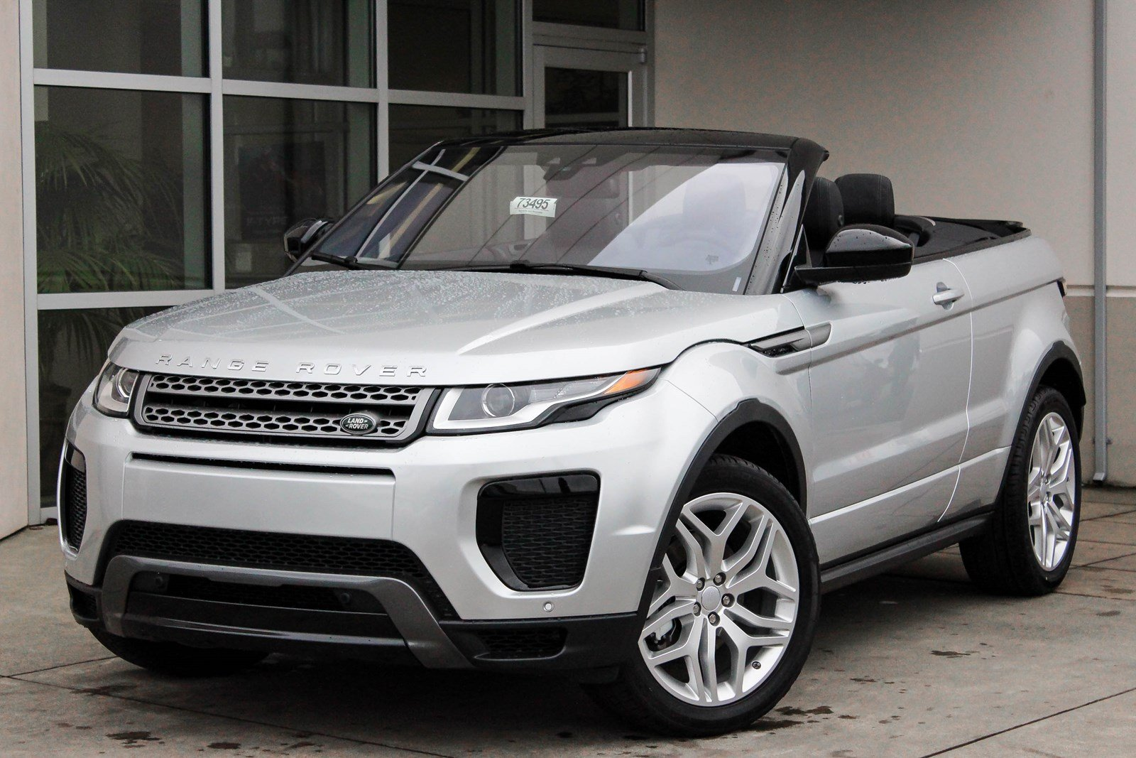 new 2018 land rover range rover evoque se dynamic. Black Bedroom Furniture Sets. Home Design Ideas