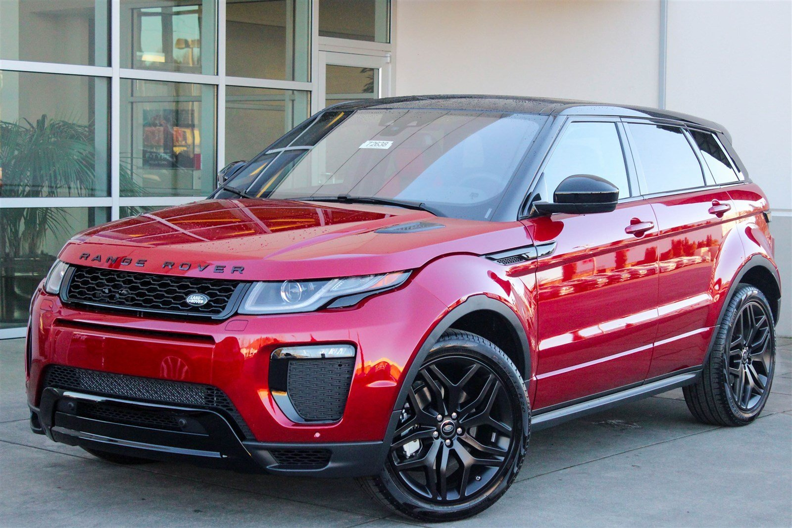 new 2017 land rover range rover evoque hse dynamic sport utility in bellevue 72638 land rover. Black Bedroom Furniture Sets. Home Design Ideas