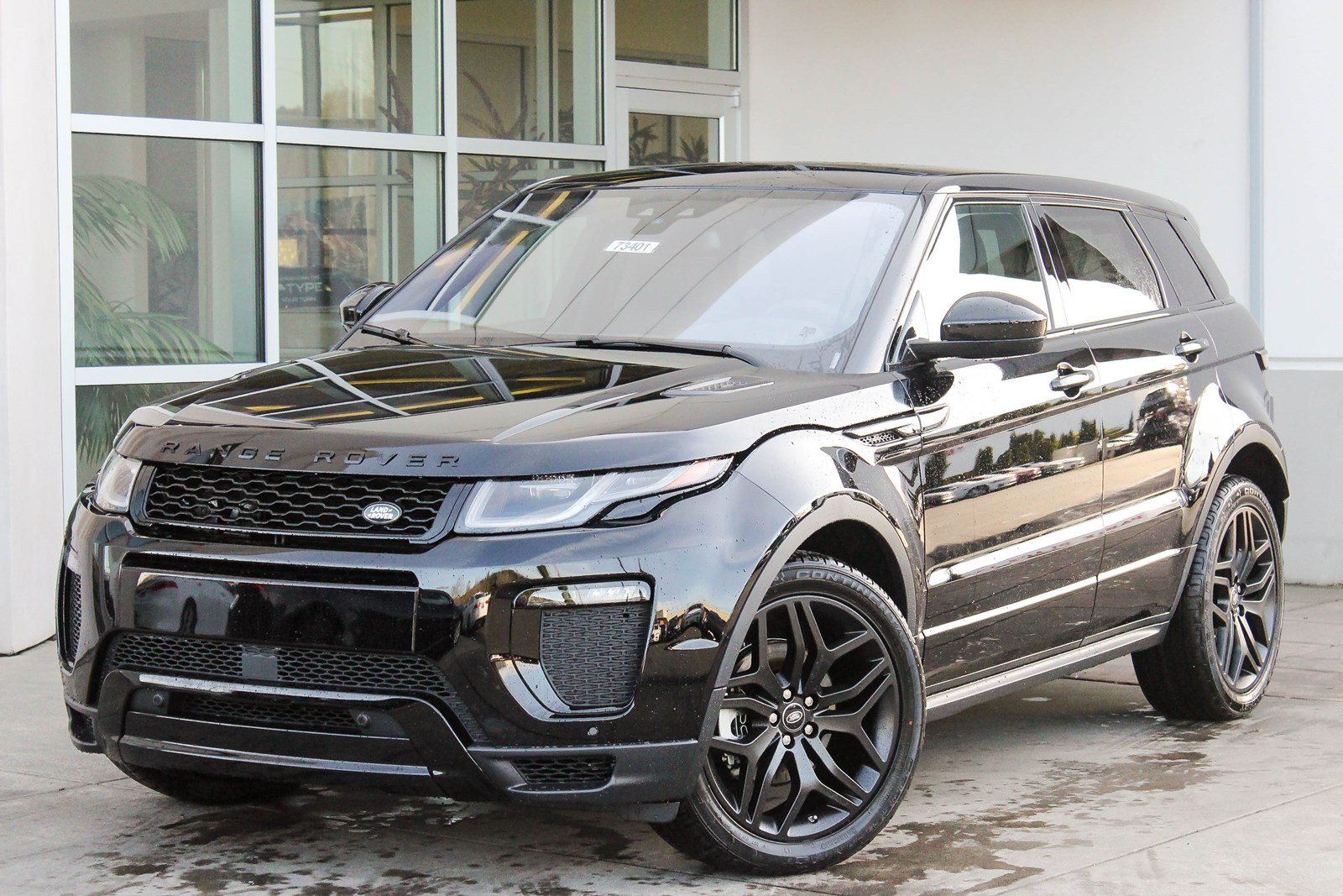 new 2018 land rover range rover evoque hse dynamic sport utility in bellevue 73401 land rover. Black Bedroom Furniture Sets. Home Design Ideas