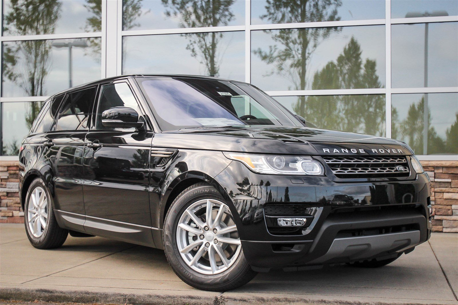 new 2016 land rover range rover sport v6 diesel se sport utility in bellevue 21505 land rover. Black Bedroom Furniture Sets. Home Design Ideas