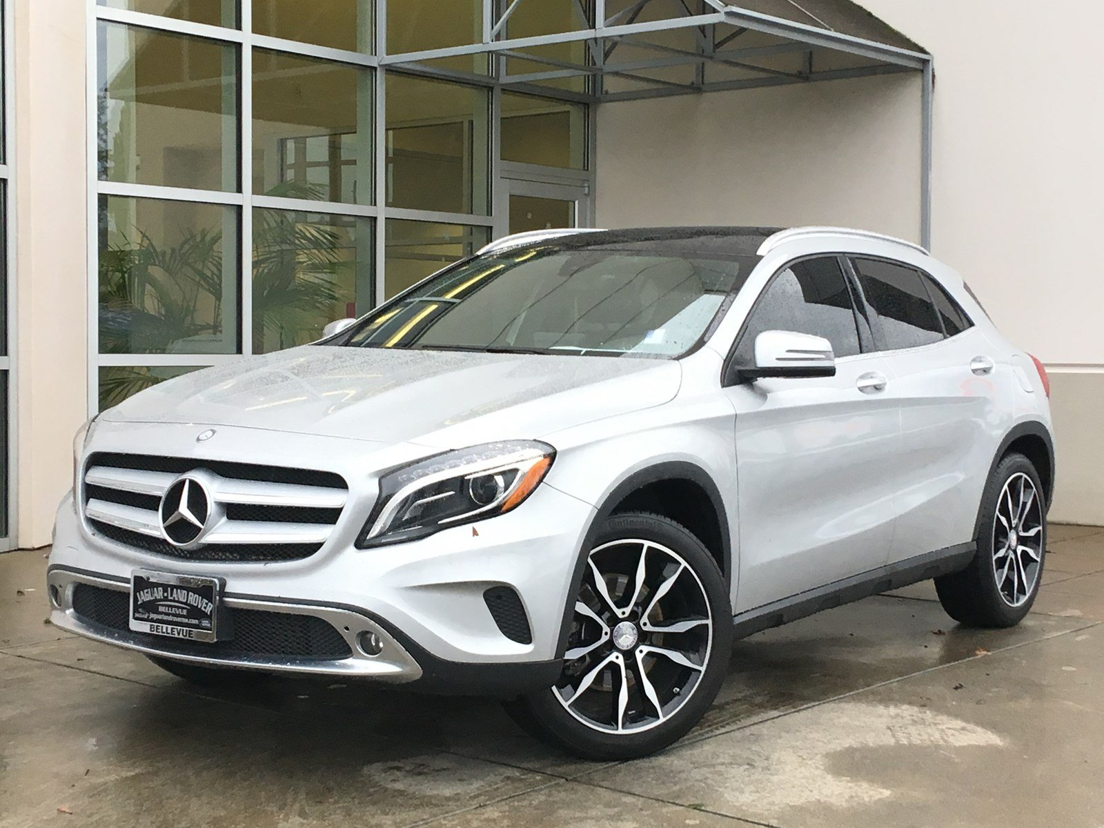 Land Rover Bellevue >> Pre-Owned 2016 Mercedes-Benz GLA GLA 250 Sport Utility in Bellevue #74368C | Land Rover Bellevue