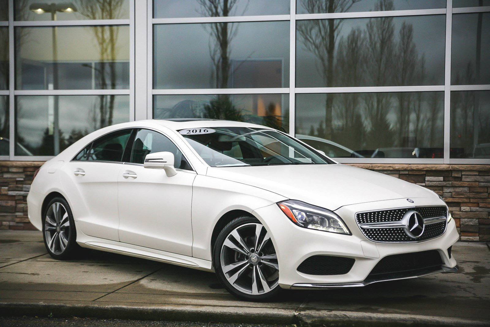 Pre Owned 2016 Mercedes Benz CLS CLS 400 Coupe in Bellevue